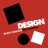 Black Marker Red Marker de The Design