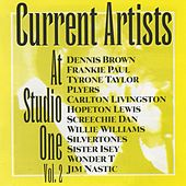 Current Artist At Studio One, Vol. 2 by Various Artists