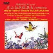 Chen Gang & He Zhanhao: The Butterfly Lovers Violin Concerto de Takako Nishizaki