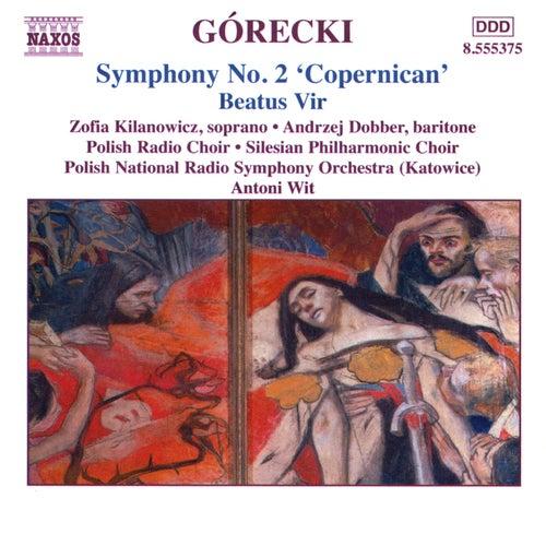 Symphony No. 2 / Beatus Vir by Henryk Mikolaj Gorecki
