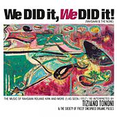 We Did It, We Did It! Vol.1 by Tiziano Tononi