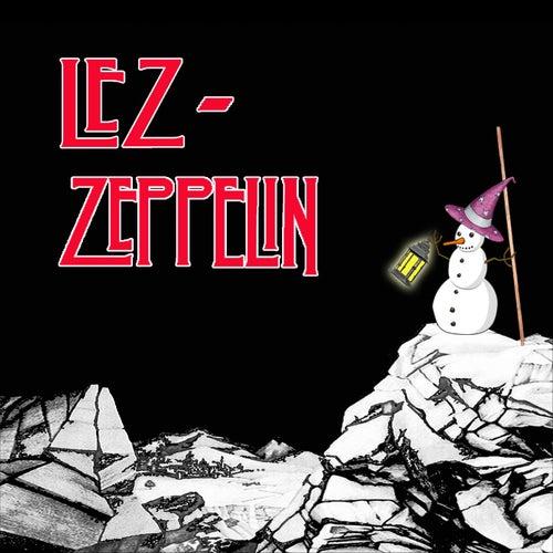 Mystic Snowman by Lez Zeppelin