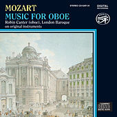 Mozart: Music for Oboe by The London Baroque