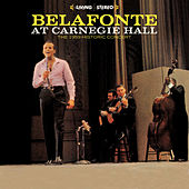 Harry Belafonte at Carnegie Hall. The 1959 Historic Concert de Harry Belafonte