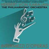 Intermezzi d' Opéras von Philharmonia Orchestra