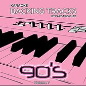 Karaoke Hits 90's, Vol. 7 by Paris Music