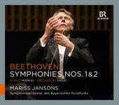 Beethoven: Symphonies Nos. 1 & 2 - Staud: Maniai - Mochizuki: Nirai von Symphonie-Orchester des Bayerischen Rundfunks