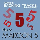 Karaoke Hits Maroon 5 by Paris Music