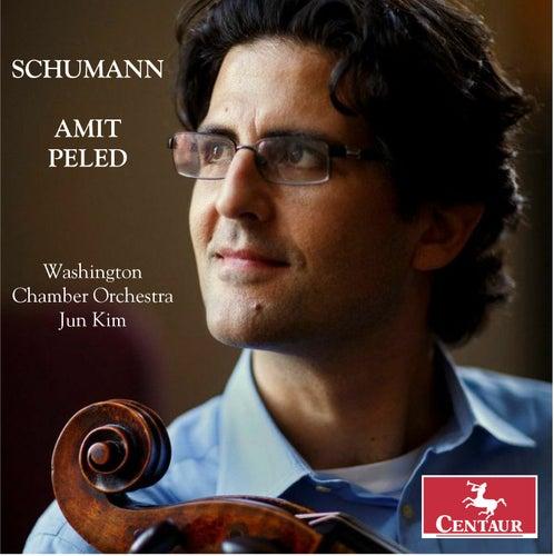 Schumann: Cello Concerto in A Minor, Op. 129 von Amit Peled