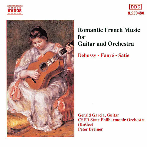 Romantic French Music for Guitar and Orchestra by Various Artists