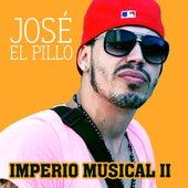Imperio musical, Vol. 2 de José el Pillo