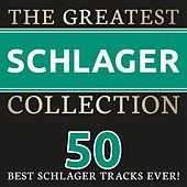 Die größte Schlager Sammlung (50 beste Schlager Hits aller Zeiten!) by Various Artists