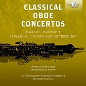Classical Oboe Concertos by Donatas Katkus St. Christopher Chamber Orchestra
