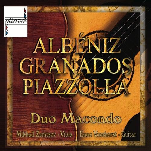 Albéniz - Granados - Piazzolla by Duo Macondo