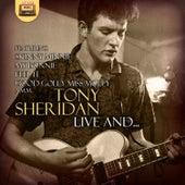 Tony Sheridan Live and … by Tony Sheridan