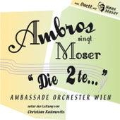 Ambros singt Moser - Die 2te by Wolfgang Ambros