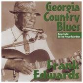 Georgia Country Blues de Frank Edwards