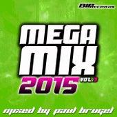 Mega Mix 2015 Vol.3 de Various Artists