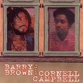 Barry Brown Meets Cornell Campbell de Various Artists