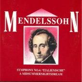 Mendelssohn, Symphony No. 4.