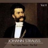 Johann Strauss,  Vol. II: The Gypsy Baron - The Bat by Various Artists