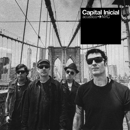 Capital Inicial Acústico NYC (Ao Vivo) [Deluxe] de Capital Inicial