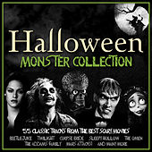 Halloween Monster Collection - 55 Classic Tracks from the Best Scary Movies de Various Artists