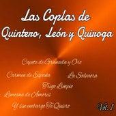 Las Coplas de Quintero, León y Quiroga-Vol. 1 by Various Artists