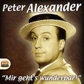 Mir geht's wunderbar by Peter Alexander