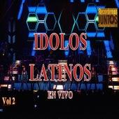 Idolos Latinos en Vivo, Vol. 2 de Various Artists