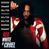 Red White N Cruel by Kossisko