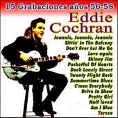 15 Grabaciones Años 56-58 de Eddie Cochran