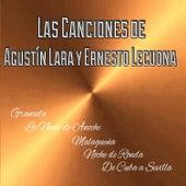 Las Canciones de Agustín Lara y Ernesto Lecuona by Various Artists