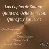 Las Coplas de Solano, Quintero, Ochaita, León, Quiroga y Valverde-Vol. 1 de Various Artists