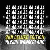 Run by Alison Wonderland