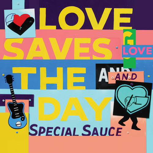 Love Saves The Day by G. Love & Special Sauce