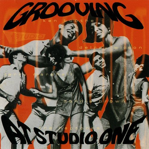 Grooving At Studio One by Various Artists