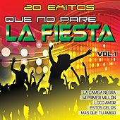 Que No Pare la Fiesta Vol. 1 von Various Artists