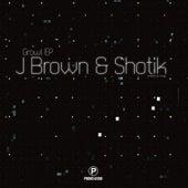 Growl EP by J. Brown