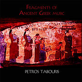 Fragments Of Ancient Greek Music de Petros Tabouris