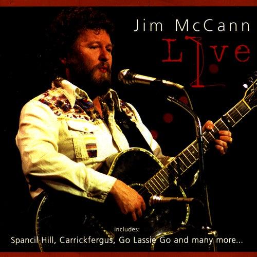 Jim McCann Live by Jim McCann