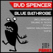 Blue Bathrobe by Bud Spencer