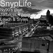 Ny90's (feat. Jadakiss, Sheek Louch & Styles P) de Snyp Life