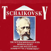 Tschaikovsky, The Nutcracker ballet suite , Romeo & Juliet, Swan Lake Ballet Suite , Symphony No. &
