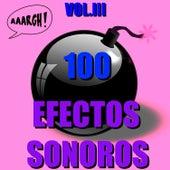 100 Efectos Sonoros, Vol. III by D.R.