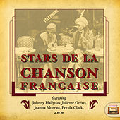 Stars de la Chanson Francaise von Various Artists