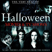 The Best of Halloween Movie and Tv Shows - Scary Themes and Songs from the Screen de Various Artists
