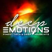 Deep Emotions: Finest Tech & Deep-House Hits de Various Artists