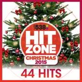 538 Hitzone Christmas 2015 van Various Artists