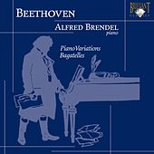 Beethoven: Piano Variations, Bagatelles by Alfred Brendel
